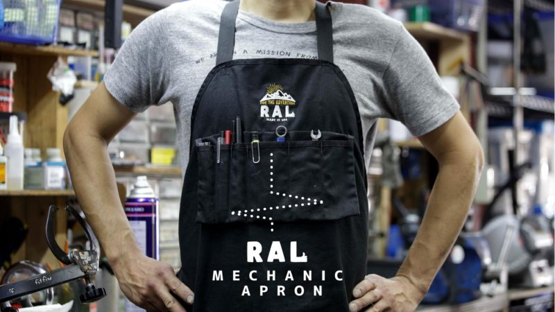Mechanic Apron