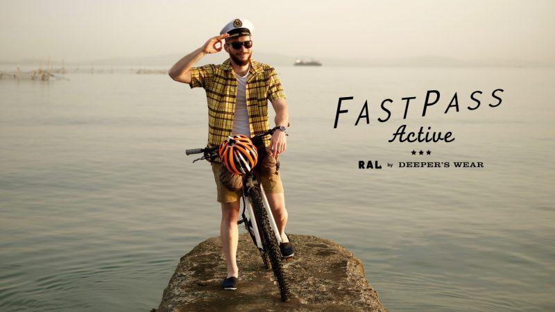 RAL by DEEPER'S WAER / FASTPASS ACTIVE SHIRT