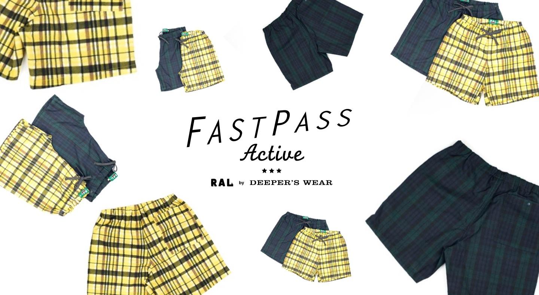 FASTPASS ACTIVE SHORT