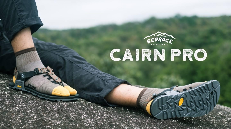 Bedrock Sandals / Cairn Pro Adventure Sandals