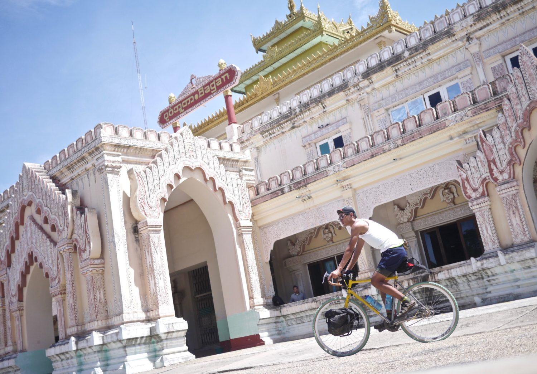 Bike to 仏教遺跡