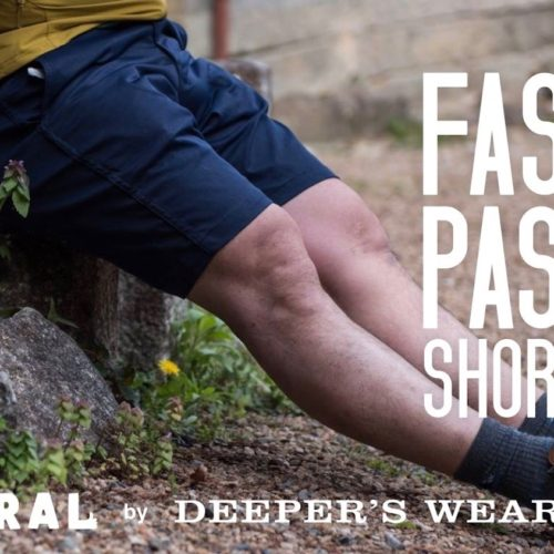 RAL meets DEEPER'S WAER / FASTPASS SHORT