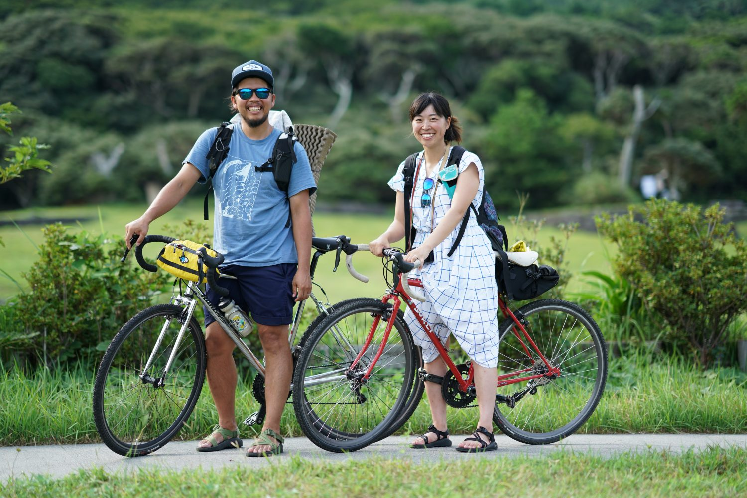 BIKE & SURF TRIP to Niijima
