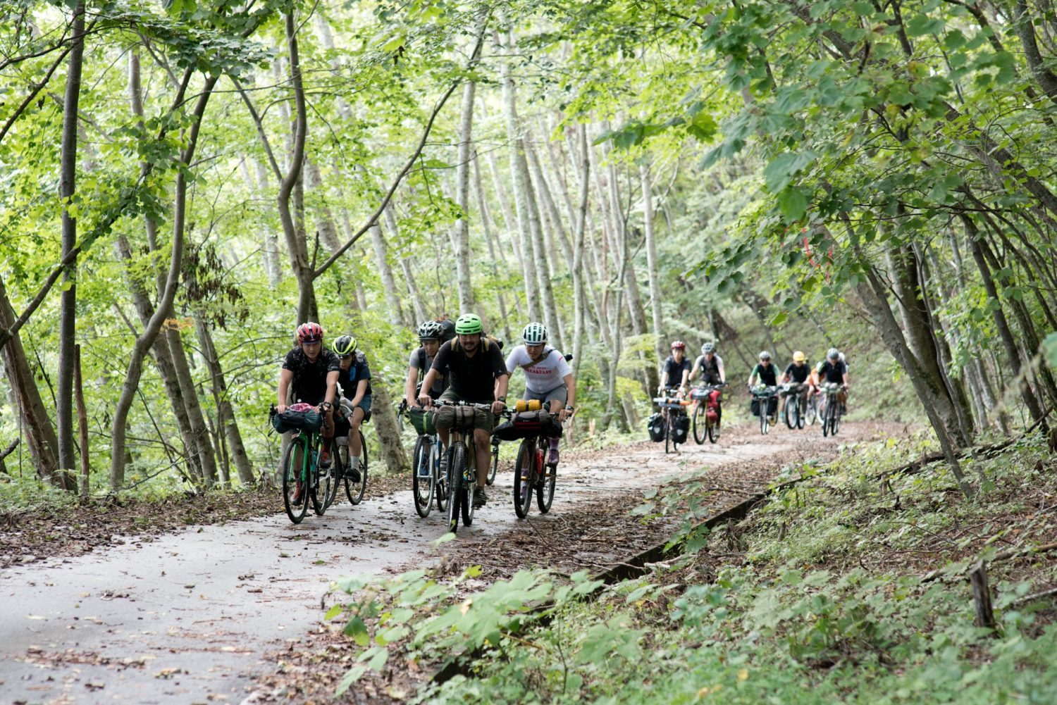 RIDEALIVE in 山梨 Day1
