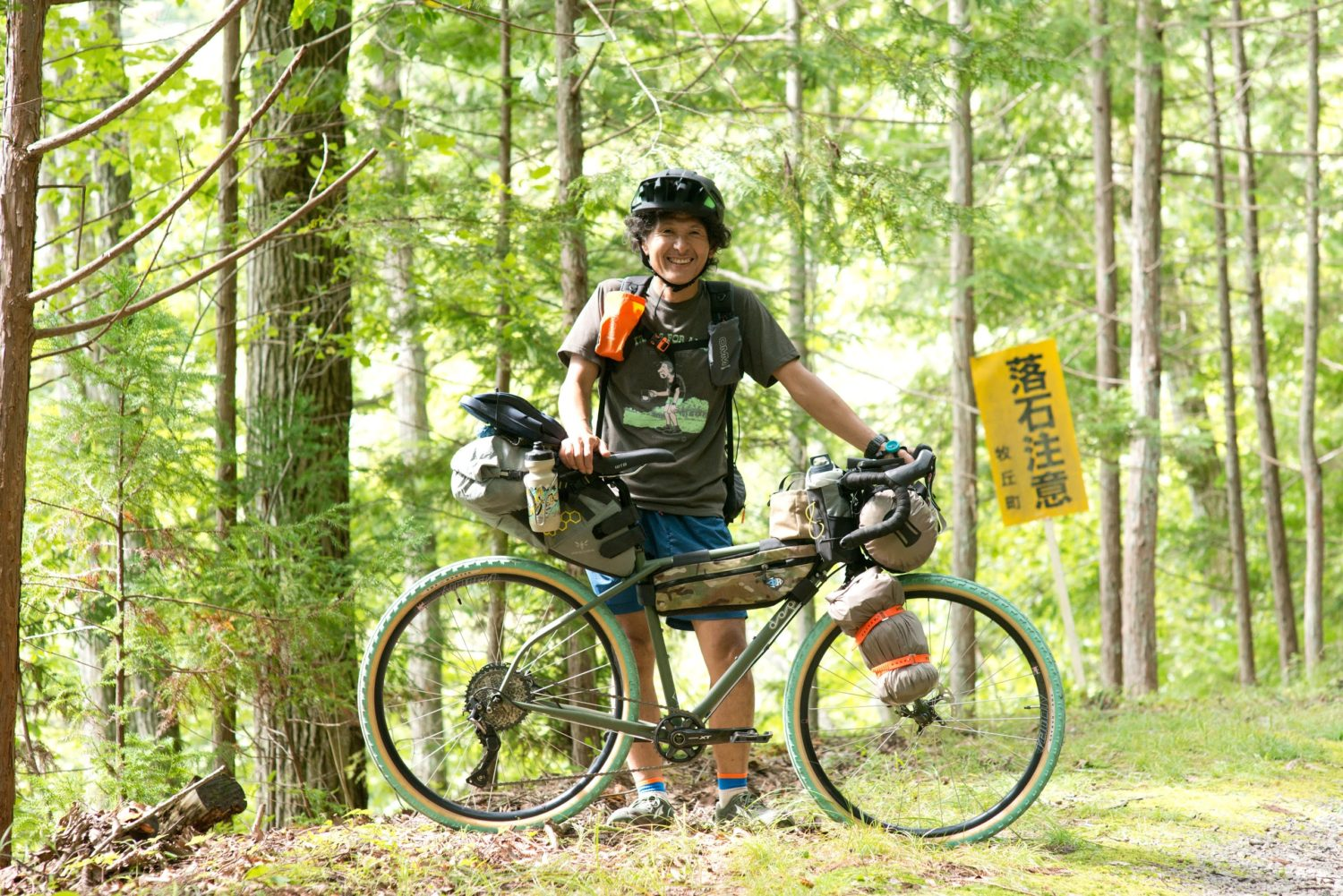 RIDEALIVE in 山梨 Day3