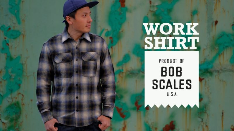 Product Of Bob Scales / Works Shirt