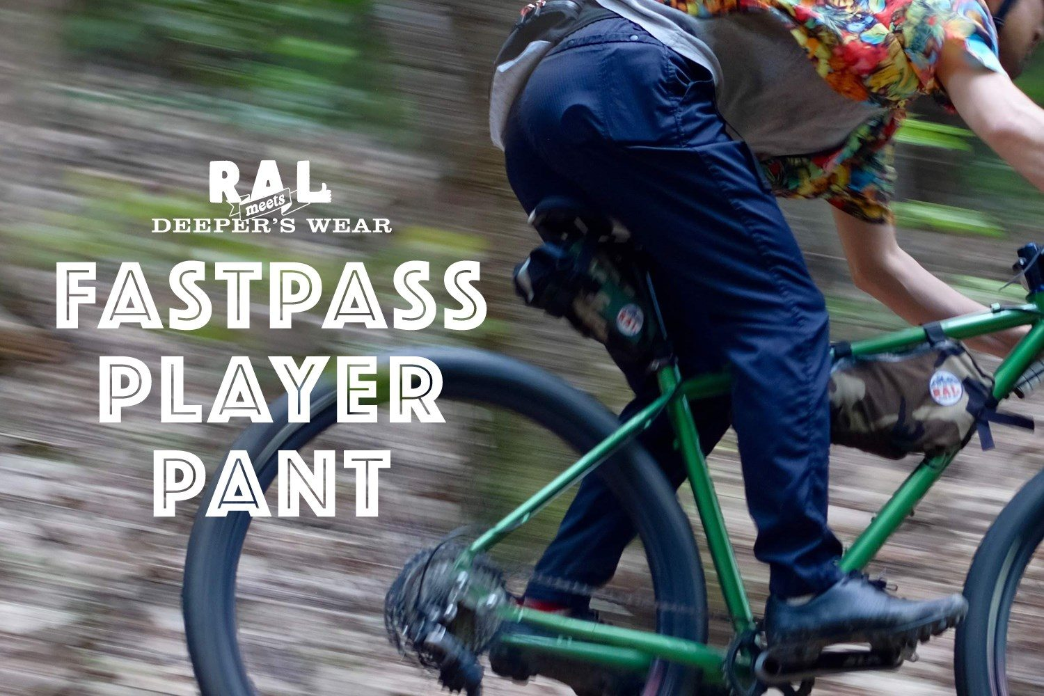 Fast Pass Player Pant