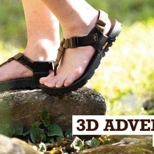 Bedrock SandalsCairn 3D Adventure Sandals