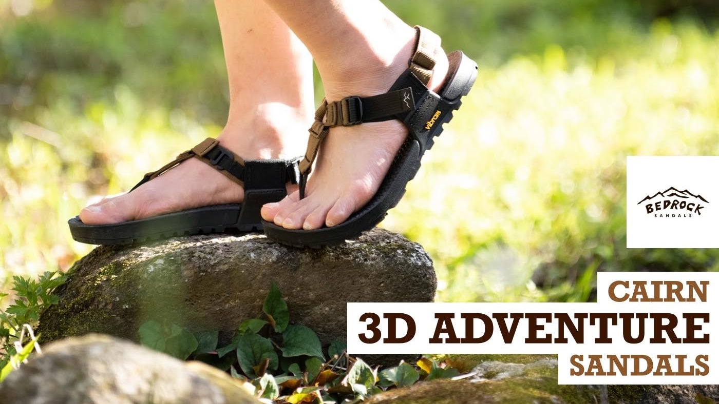 Bedrock SandalsCairn 3D Adventure Sandals