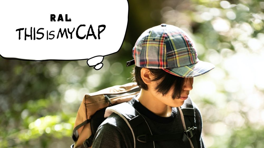 RAL / This is my cap
