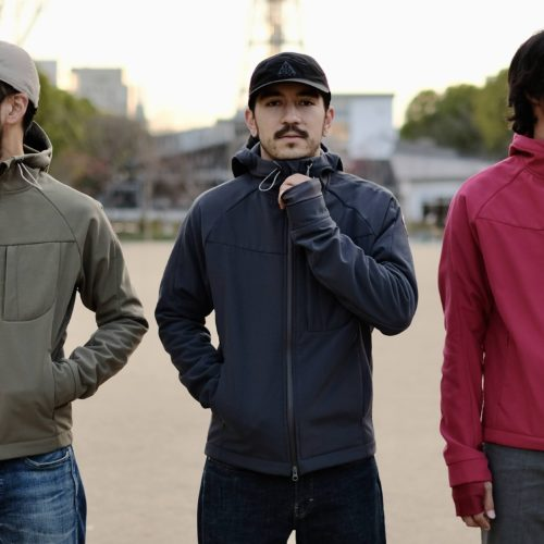 RAL / Tonbo Jacket